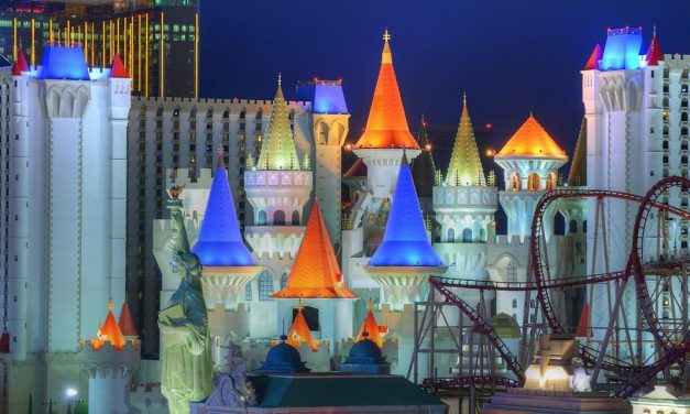Самые необычные казино Лас-Вегаса